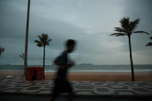 <h5>Rio De Janerio, Brazil </h5>