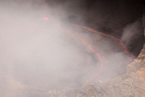 <h5>Kīlauea Volcano, Hawaii</h5>